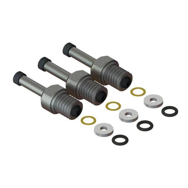 SP-OXY3-092 - OXY3 - Qube Spindle Shaft Assembly, Set - 3 pcs