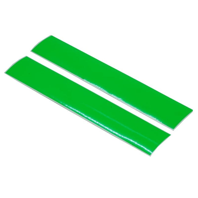 SP-OXY3-202 - OXY3 Tail Boom Sticker Green, 2Pcs