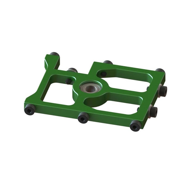 SP-OXY3-209 OXY3 GL-Middle Main Shaft Bearing Block, Green