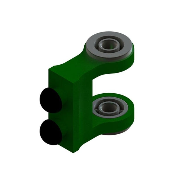 SP-OXY3-213 OXY3 GL-Bell Crank Support, Green
