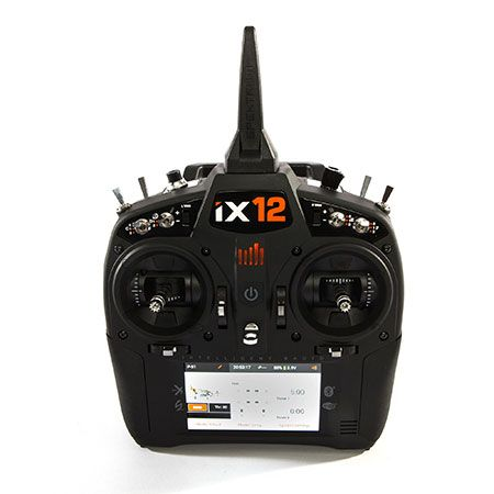 Spektrum iX12 12ch Android Based DSM-X Transmitter Only, Mode 2 (Special Order)
