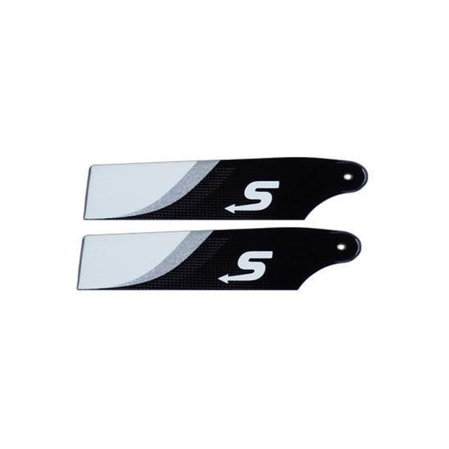 Switch 60mm Premium Carbon Fiber Tail Blades. SW-60-Mad 4 Heli