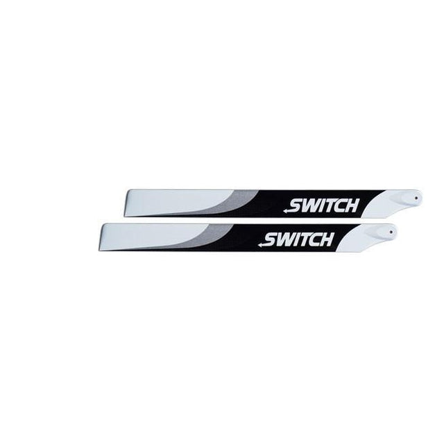Switch 325mm Premiun Carbon Fiber Blades. SW-325