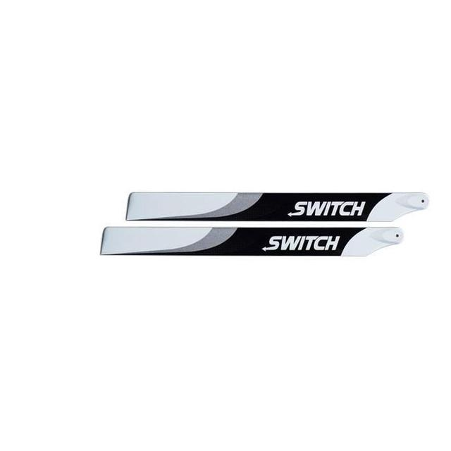 Switch 283mm Premium Carbon Fiber Blades SW-283