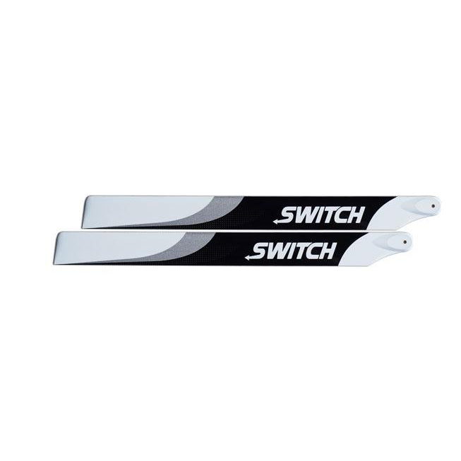 Switch 553mm Premium Carbon Fiber Blades SW-553