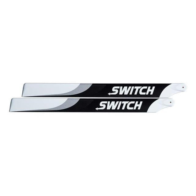 Switch 523mm Premium Carbon Fiber Blades SW-523