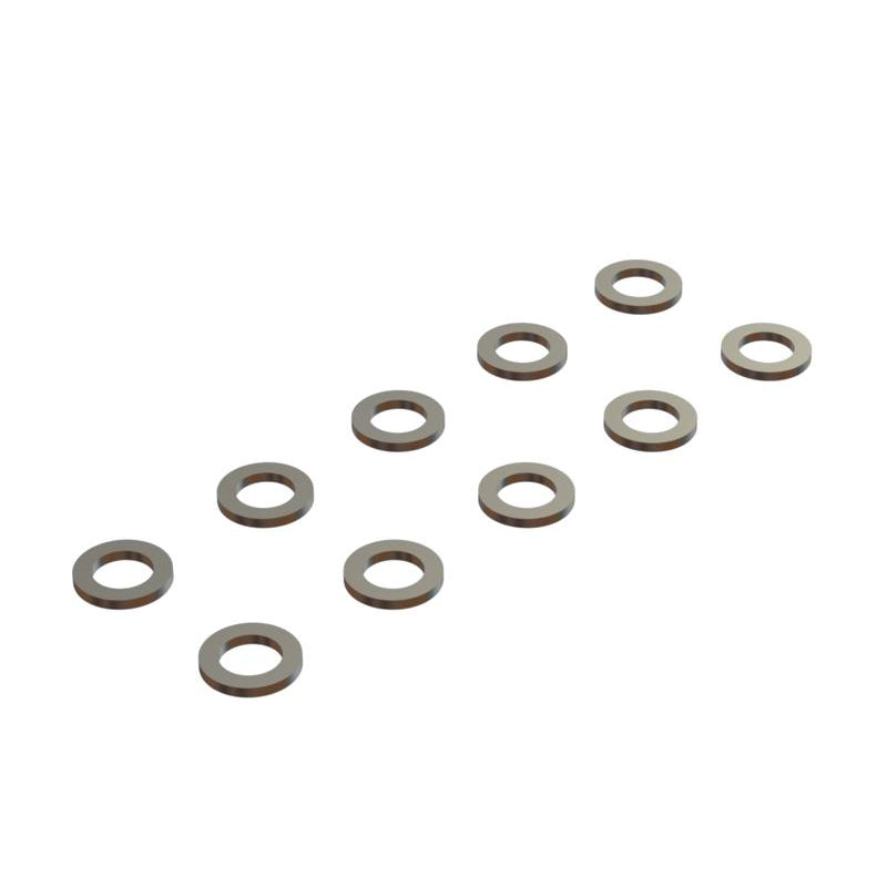 WM25-400-50 Washer 2.5x4 W0.5, 10pcs