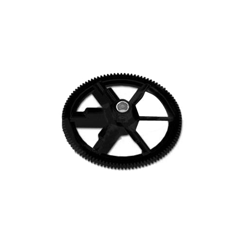 450 Autorotation tail drive gear-Black HS1220AA