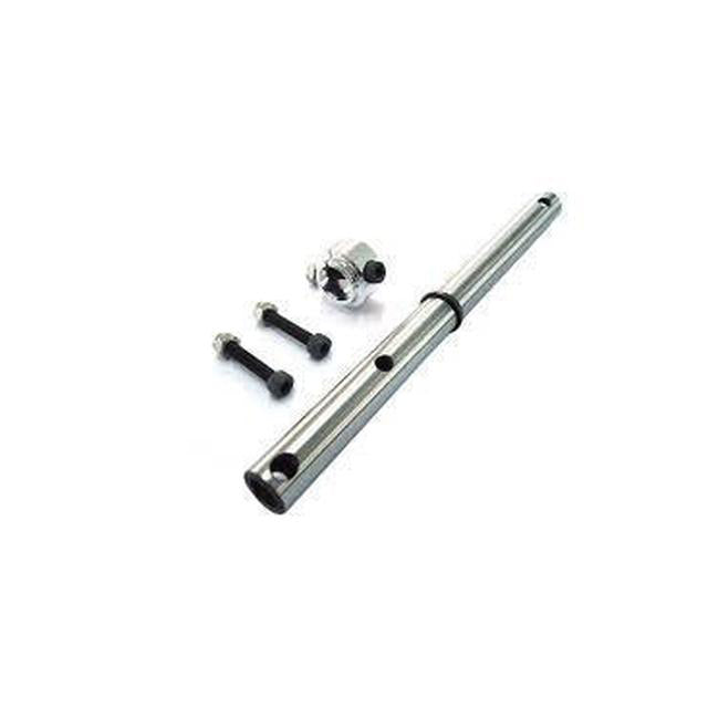 H0122-S Goblin 630/700 New Main Shaft with M4 Locking Collar