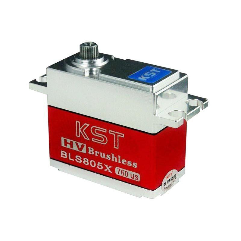 KST BLS805X 7.5KG Torque Metal Gear Servo For 550-700 Class Helicopter Tail