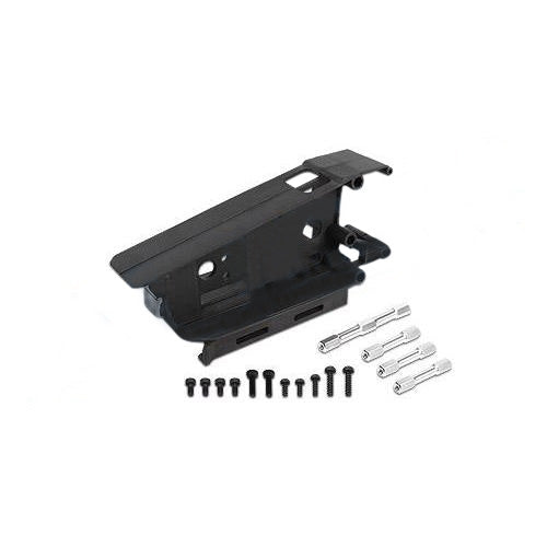 H70B014BX 700X Receiver Mount-Mad 4 Heli
