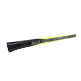 H0703-S - CARBON FIBER TAIL BOOM YELLOW/CARBON 700 SIZE - GOBLIN BLACK NITRO/THUNDER-Mad 4 Heli
