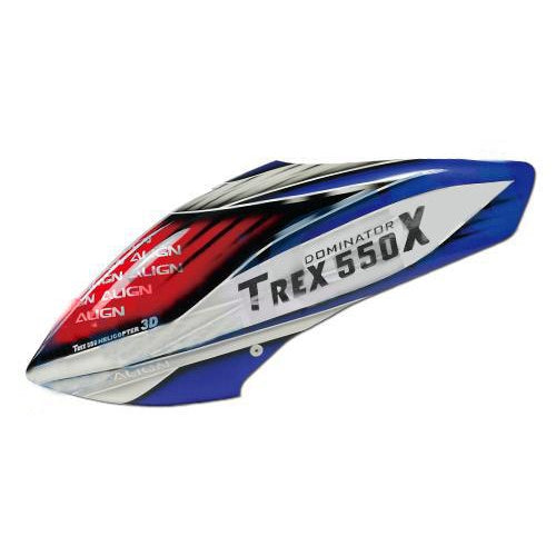 HC5595 Align Trex 550X Painted Canopy.