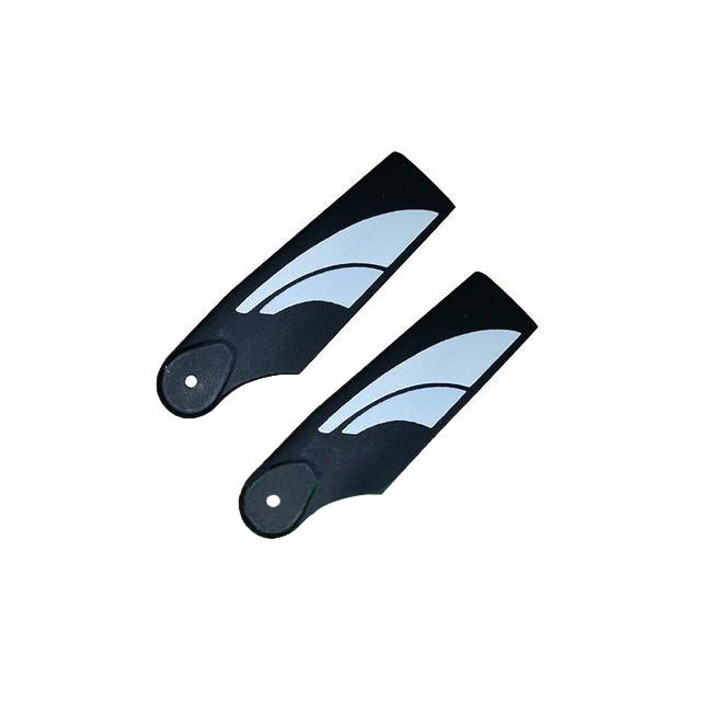 H0554-S - PLASTIC TAIL BLADES - GOBLIN 380