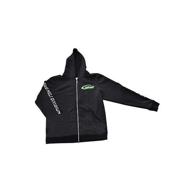SAB HELI DIVISION Black Hoodies - Size S HM029-S