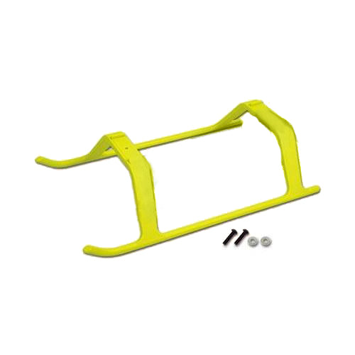 H45050QY Align Trex 450 Landing Skid-Fluorescence Yellow.