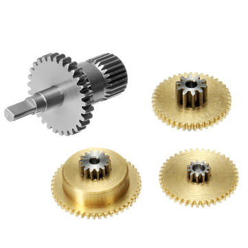 KST Gear set for DS215/115MG Servo