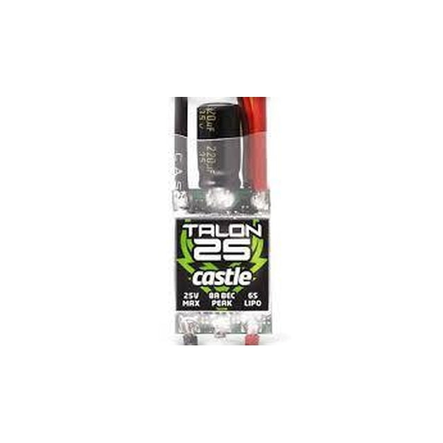 Castle Creation TALON 25 ESC 010-0128-00
