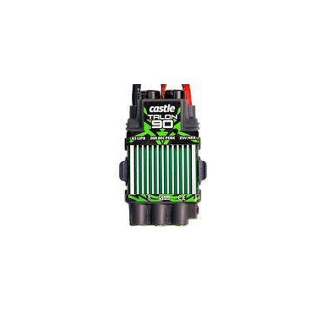 Castle Creation TALON 90 25V 90 AMP ESC 010-0097-00-Mad 4 Heli
