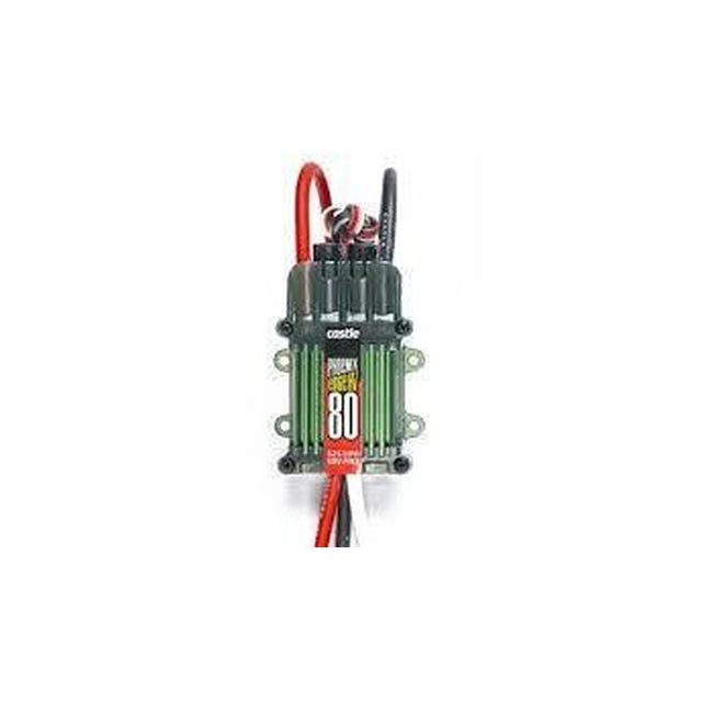 PHOENIX EDGE 80 HV (50V 80 AMP) BRUSHLESS ESC 010-0105-00