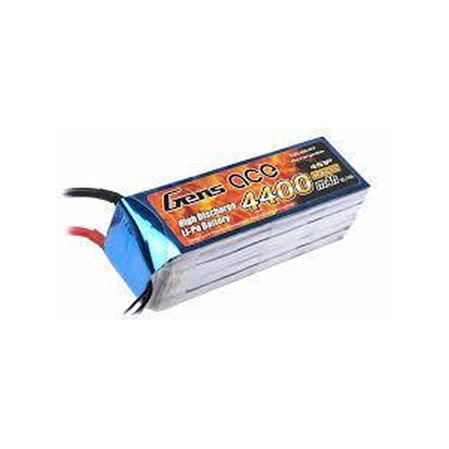 GENS ACE 4400mAh 25.9V 65C 7S LIPO BATTERY PACK-Mad 4 Heli