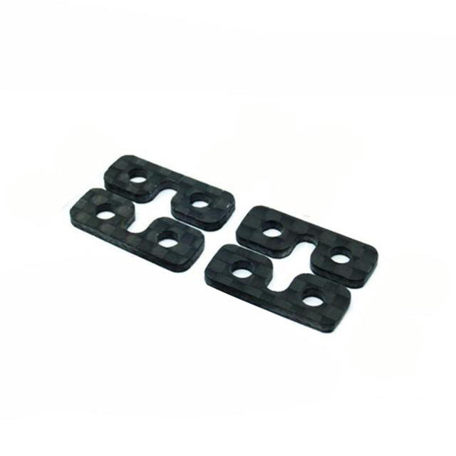 H0572-S - CARBON FIBER TAIL SERVO SUPPORT - GOBLIN 380-Mad 4 Heli