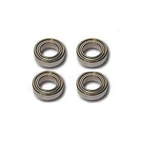 H60002 Align Trex Bearing (MR148ZZ) (8x14x4mm).-Mad 4 Heli