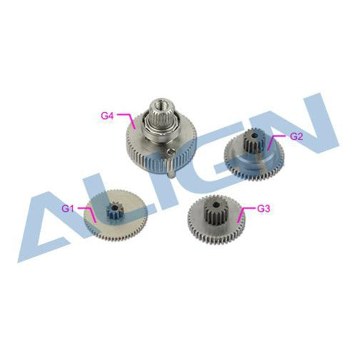 DS820 Servo Gear Set HSP82001