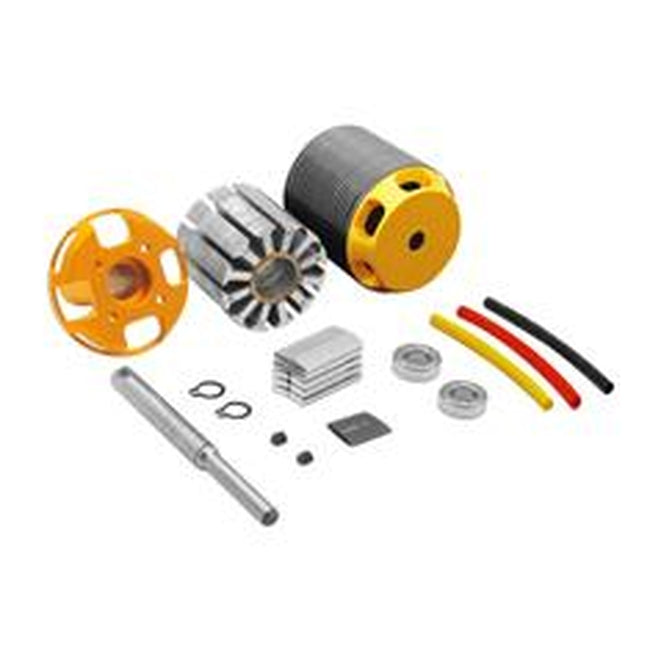 Scorpion HK-4525 Brushless Motor 12N 10P Motor Kit-Mad 4 Heli