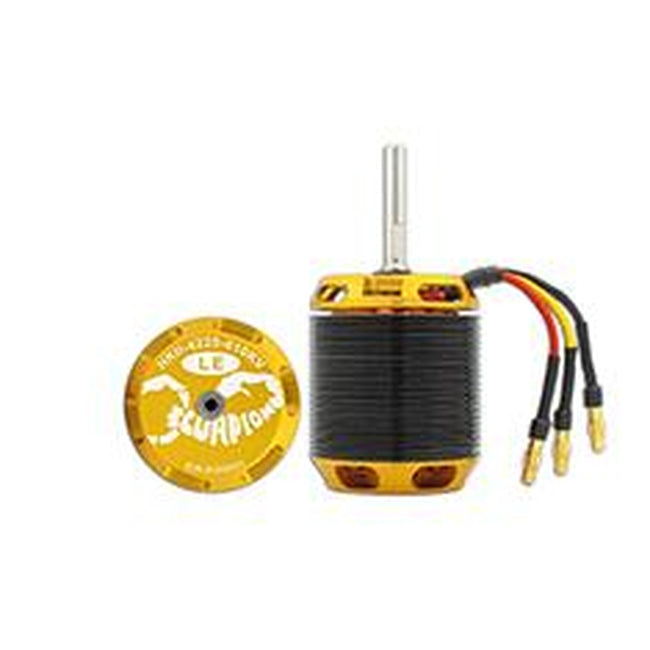 Scorpion HKII-4225-610KV Limited Edition-Mad 4 Heli