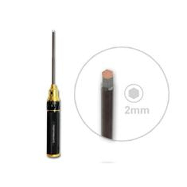 Scorpion High Performance Tools - 2.0mm Hex Driver-Mad 4 Heli