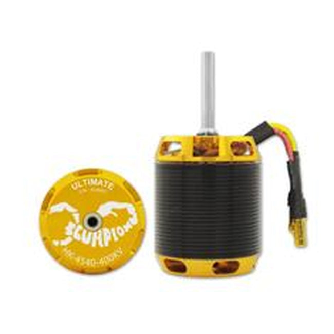 Scorpion HK-4540-400KV motor (8mm) ULTIMATE