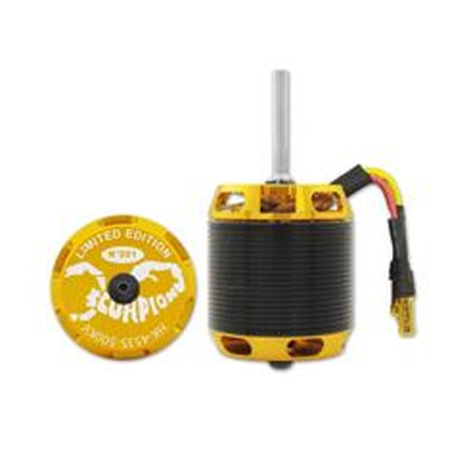 Scorpion HK-4535-500KV motor (8mm) Limited Edition-Mad 4 Heli