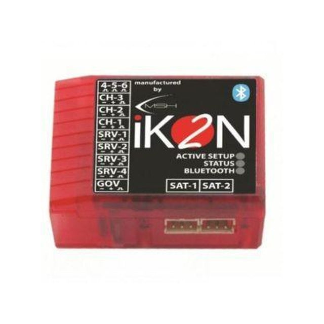 IKON2002 IKON2 Flybarless System with Integrated Bluetooth Module