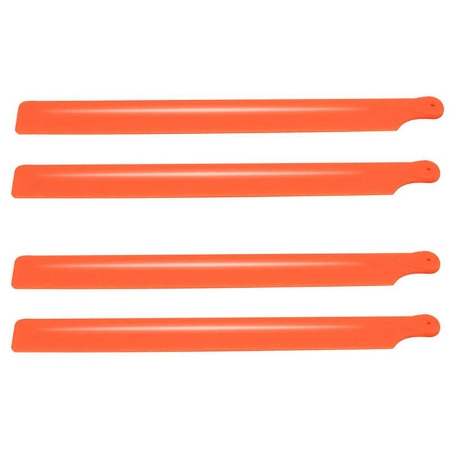 SP-OXY2-086 Plastic Main Blade 190 mm, 2 set, Orange