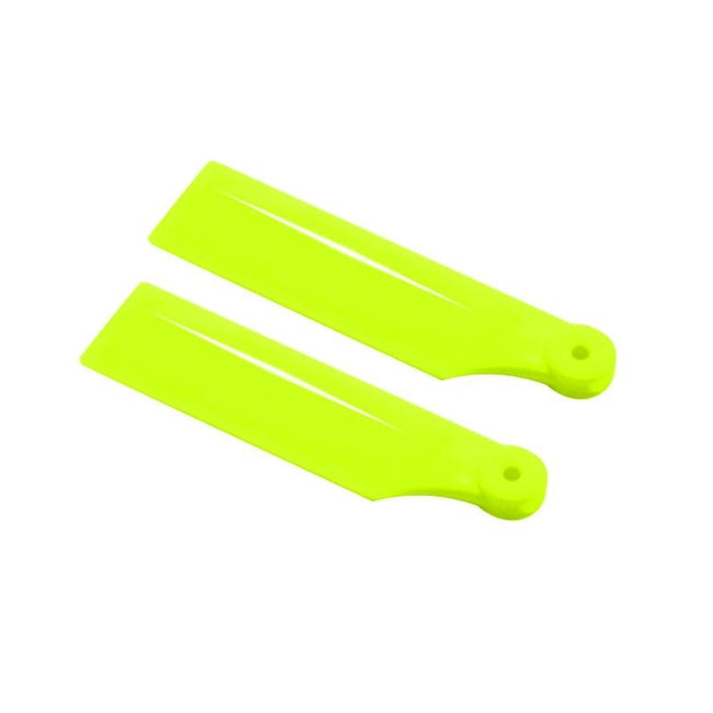SP-OXY2-103 - OXY2 - 41mm Tail Blade, Yellow-Mad 4 Heli