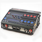 Ultra Power 100AC Duo (100W and 50W) AC/DC 1-6S Charger-Mad 4 Heli