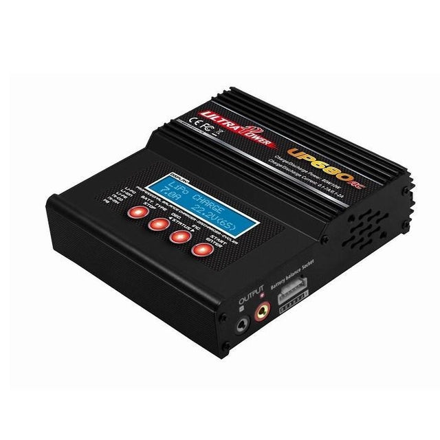 Ultra Power 680AC 80W AC/DC Charger-Mad 4 Heli