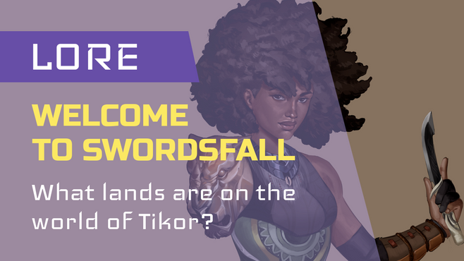Welcome to Swordsfall - An Intro into Afropunk