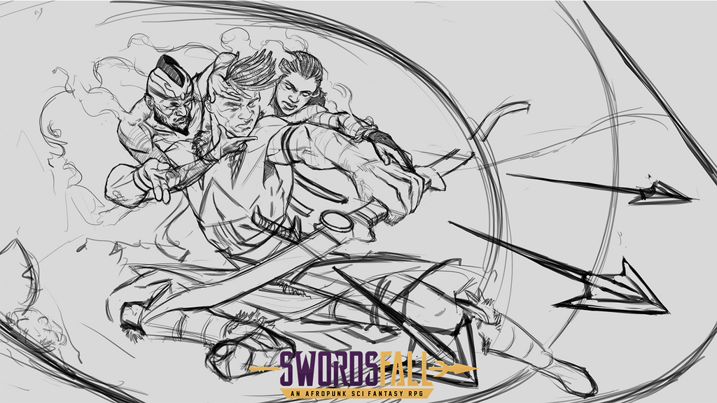 Patreon Reward - Deadquiver W.I.P