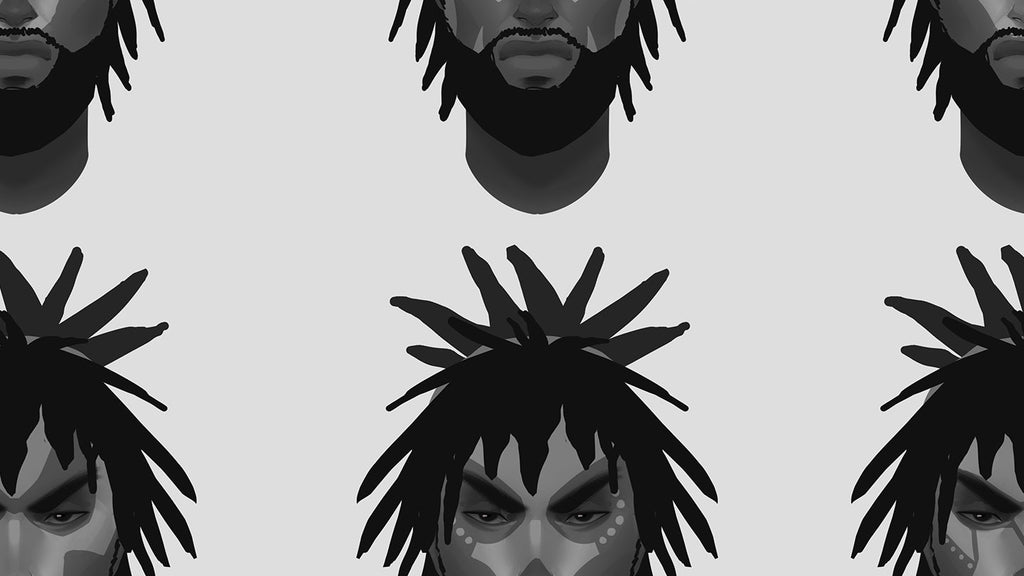 Deth Face Concept Sheet