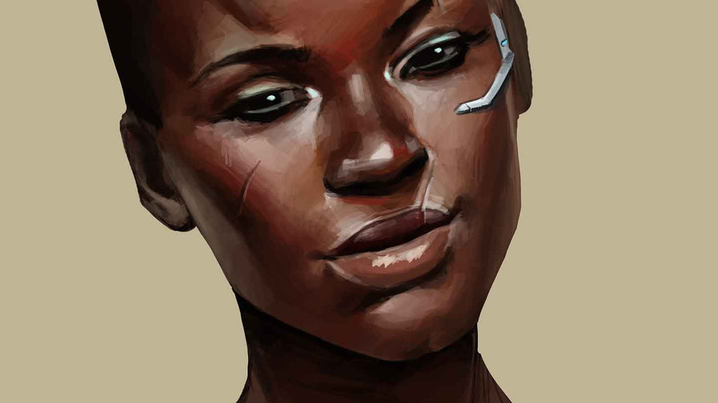 Nubia, The Pirate Lord of Heaven's Fall