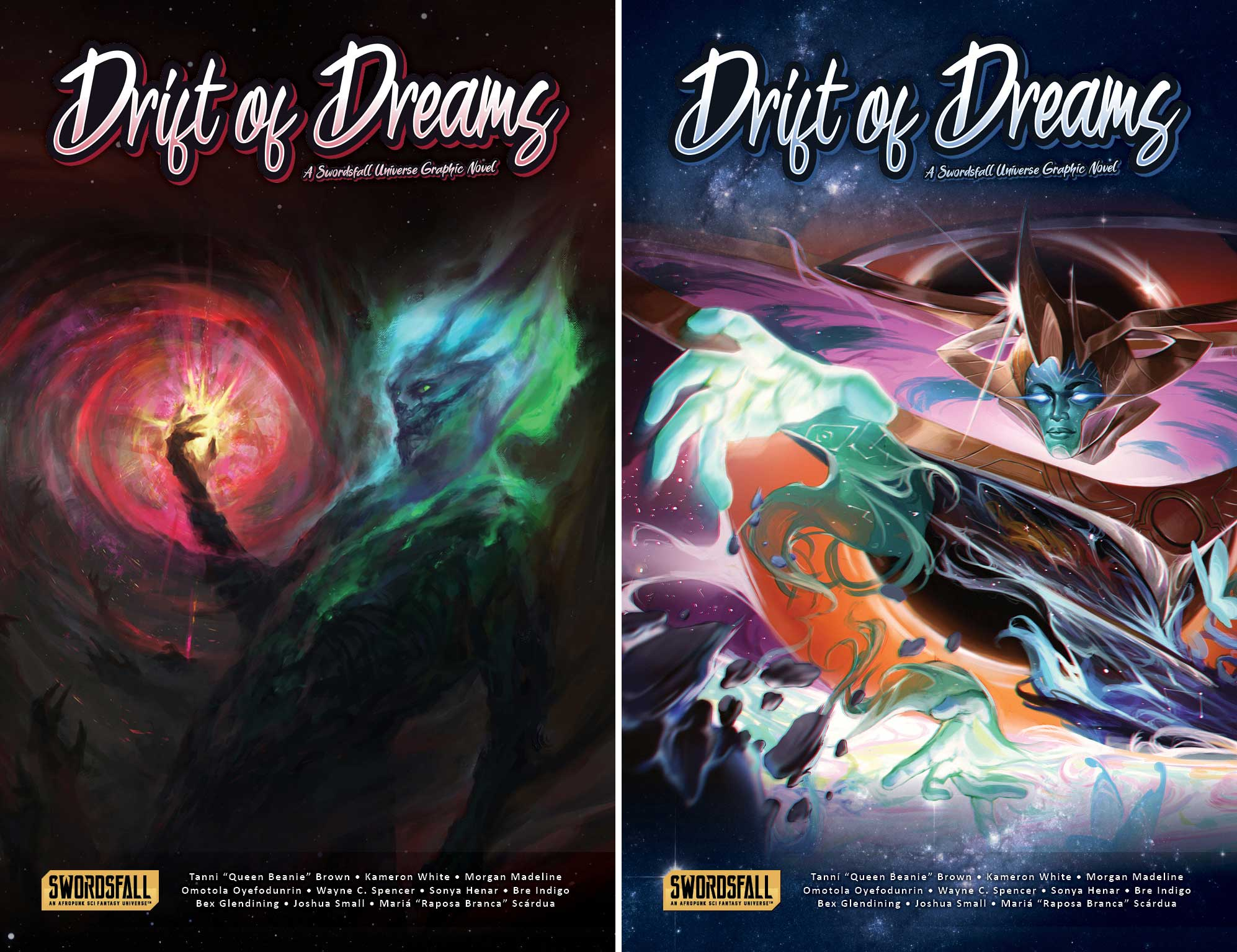 The Dual Covers for Drift of Dreams