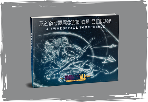 Pantheons of Tikor (DIGITAL)