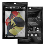 Dreamweaver Face Mask with Nose Clip - Swordsfall