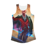 Hawken Suit and Tie Performance Tank Top - Swordsfall