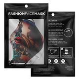 Kalali of the East Face Mask with Nose Clip - Swordsfall