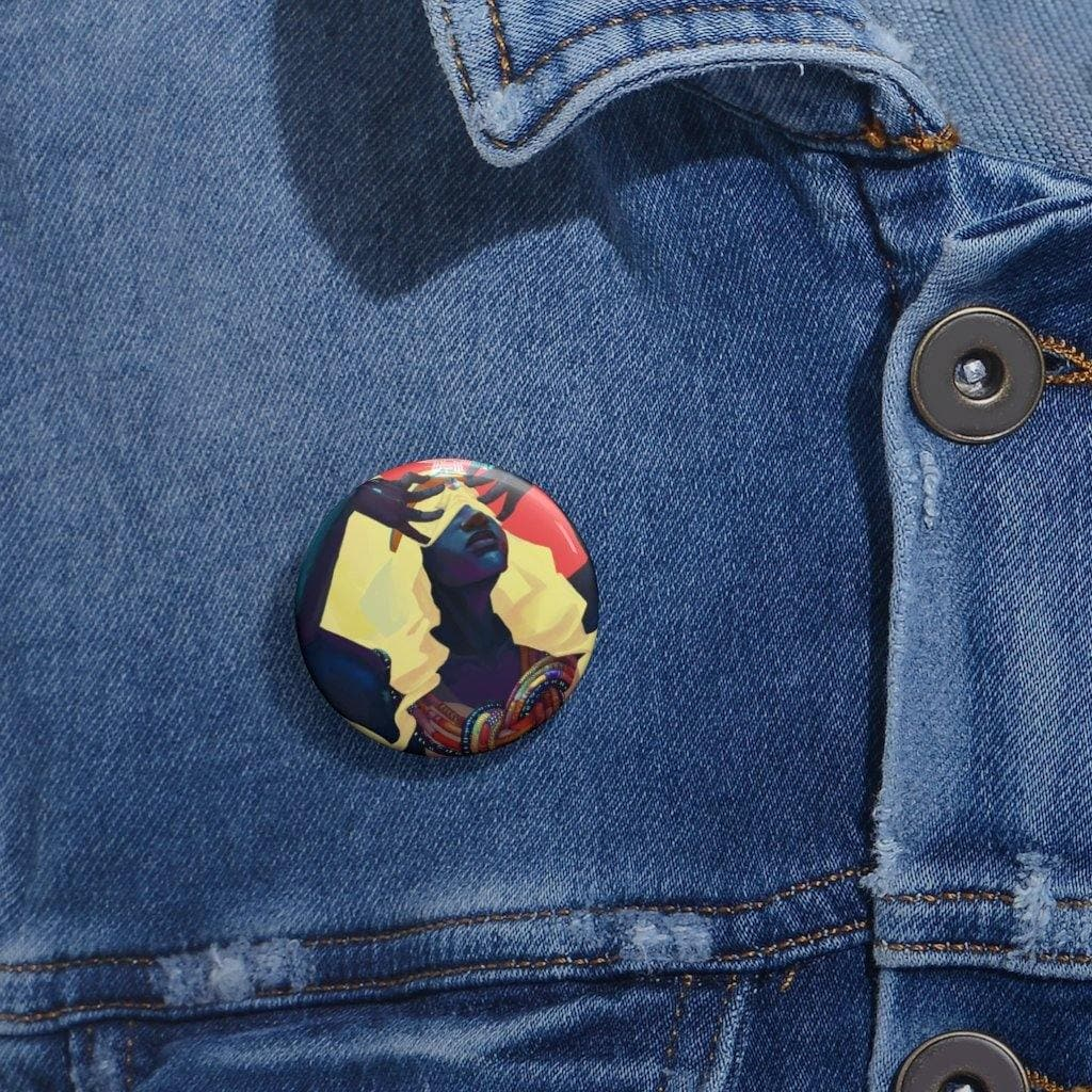 Dreamweaver Pin Button - Swordsfall