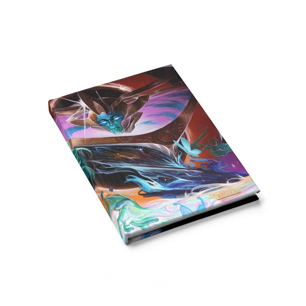 Ishvana Crafts Tikor Hardcover Journal (Blank) - Swordsfall