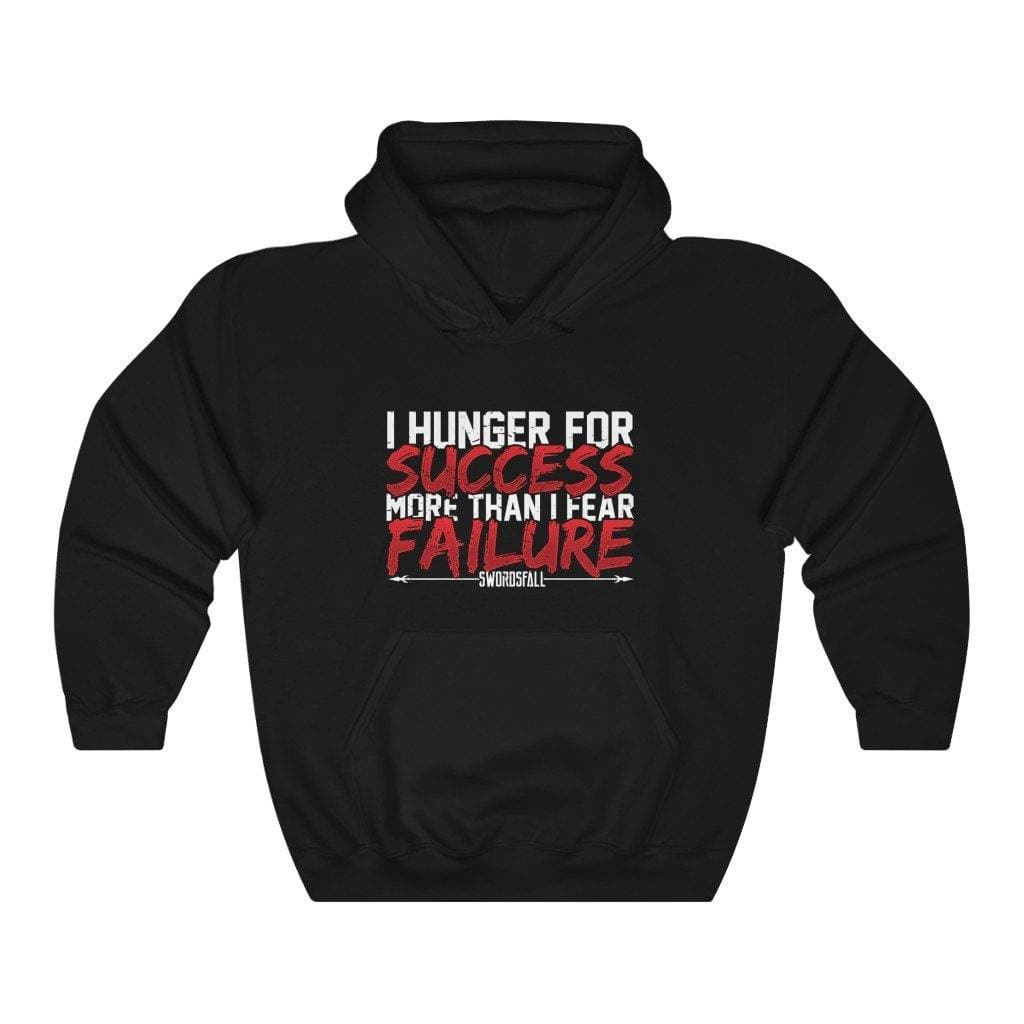 Hunger for Success Hoodie - Swordsfall